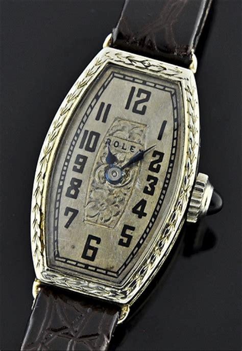 18k white gold vintage rolex watchestobuy