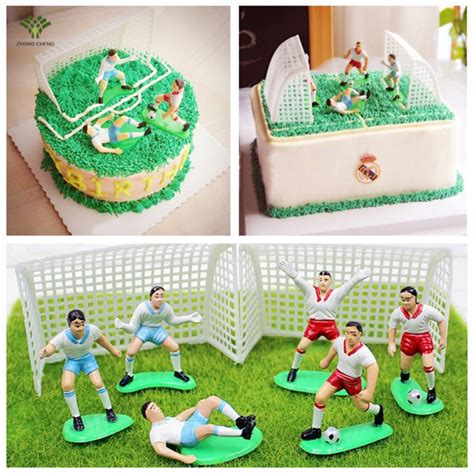 B 01 Topper Hiasan Kue Caketopper Bunting Flag popular soccer birthday buy cheap soccer birthday lots from china soccer birthday