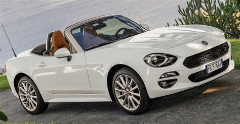 2019 Fiat 124 Release Date by 2019 Fiat Spider 124 Release Date Specs Changes