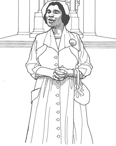African American Woman   Black History Month   Rosa Parks