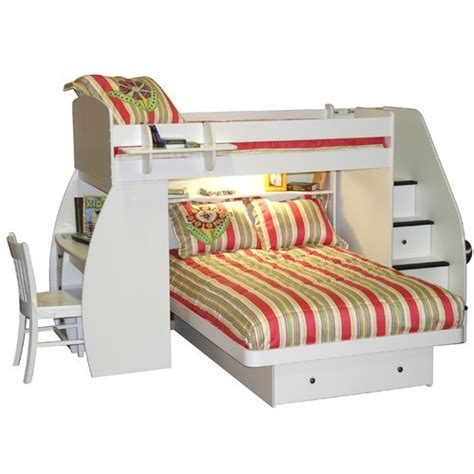 wood bunk beds with desk wood bunk bed with desk l shaped bunk bed with