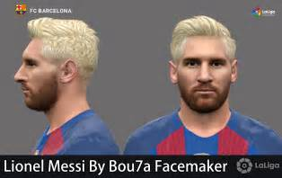 Galerry hairstyle pes 2017