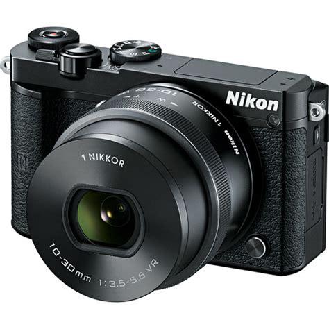 nikon 1 j5 mirrorless digital with 10 30mm lens 27707 b h