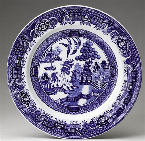Plate Patterns | the willow pattern plate patterns gallery