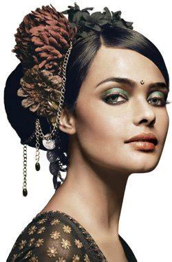 pakistan indian hal hair updo styles bridal hairstyles 2011 fashion pakistan bridal dresses