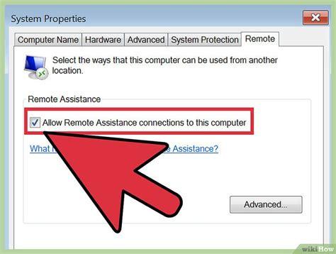 remote desktop windows 7 c 243 mo usar el escritorio remoto en windows 7 17 pasos