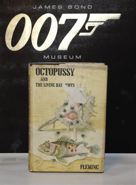 axioms 1st edition books edition ian fleming 1st bond 1966 octopussy