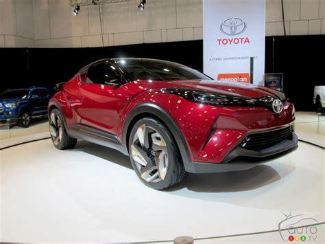 Auto L Hr by Le Toyota C Hr Fait Ses D 233 Buts Canadiens 224 Qu 233 Bec