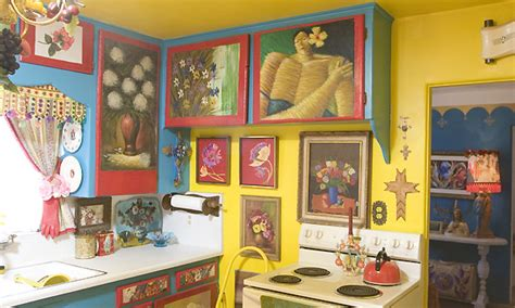 funky kitchens quot diy funky kitchen you don t need a lot of money but you