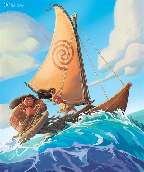 moana boat blueprint moana sail pictures to pin on pinterest thepinsta