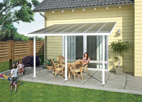 terrasse 6 x 5 porch cover multi layered polycarbonate patio porch