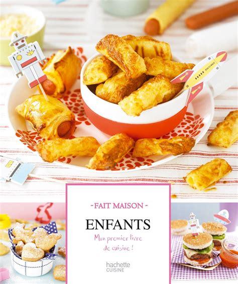 faire cuisine enfant livre recette enfant gourmandise en image