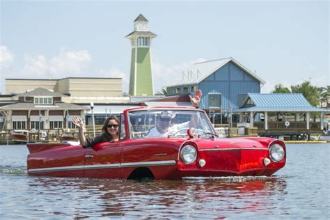 boat car disney springs disney springs the boathouse opens boat tours to follow