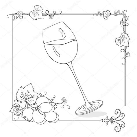 creative happy hour a wine and cocktails coloring book coloring books this image as coloring pages wine glasses