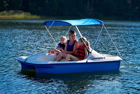 pedal boat upgrades sun dolphin 5 seater pedal boat