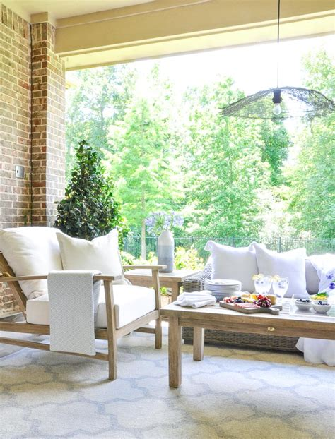 covered outdoor living spaces 7 tips to help you create an inviting outdoor space
