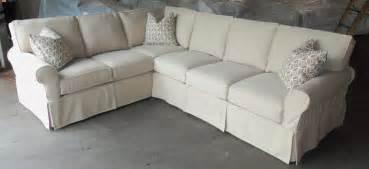 Slipcover Sectional Sofas Barnett Furniture Rowe Furniture Masquerade Slipcover Sectional