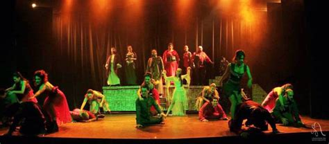 alternativa teatral romeo y julieta el musical alternativa teatral