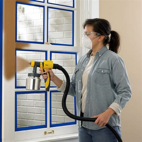 Best Spray Gun For Painting Walls - the wagner 518080 spray max hvlp sprayer reviews