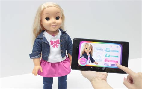 my friend cayla how to use connected dolls quot my friend cayla quot