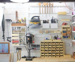 Garage Organization Wall Systems - how to build a french cleat organizing system