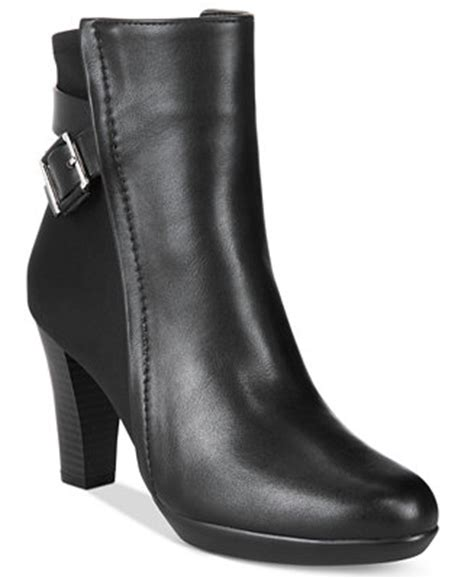 macys ankle boots alfani s velvett ankle booties only at macy s