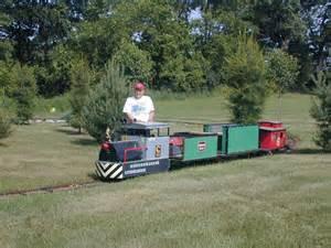 Backyard Trains Backyard Railroad Disaster Youtube