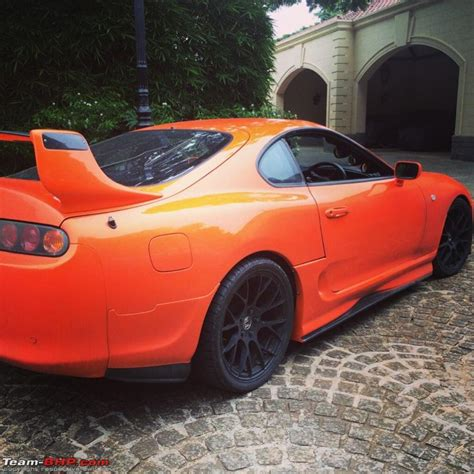 Used Toyota Supra For Sale In India Matte Toyota Supra Difference Between