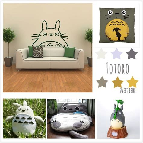totoro home decor totoro home decor my totoro home decor will appeal to