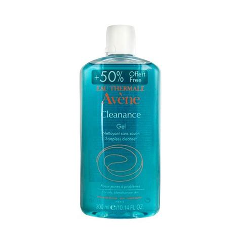 gel avene avene cleanance gel limpiador 300ml pharmabuy