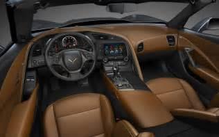 2014 chevrolet corvette stingray interior in photo 7