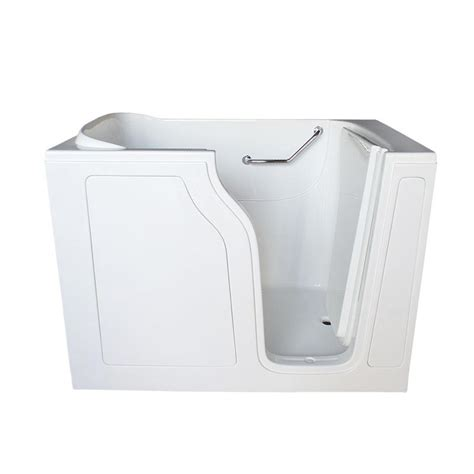 therapy bathtubs care series 2848s soaker walk in bath tub by american