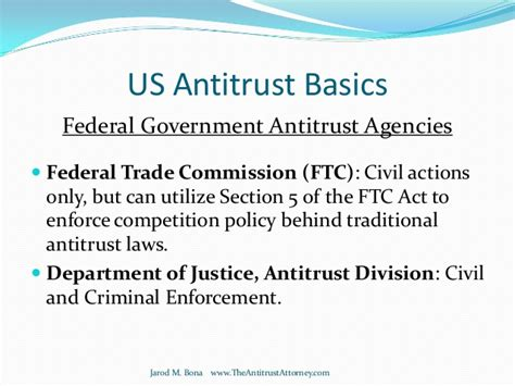 section 5 federal trade commission act antitrust and real estate