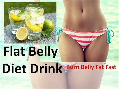 Lemon Detox Flat Stomach by Flat Belly Diet Drink How To Belly With Detox