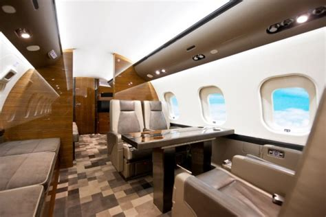 Global 6000 Interior by 187 Bombardier Global 6000