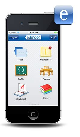 edmodo ios edmodo features file sharing update for ipad iphone and