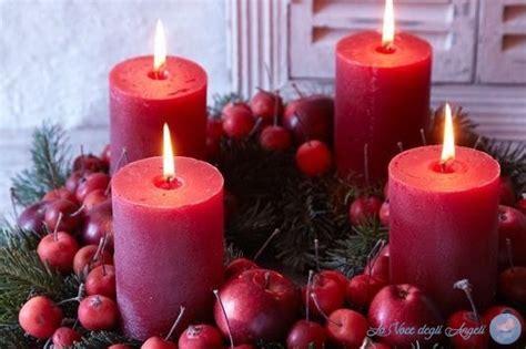 colori candele dell avvento significato e colori della corona dell avvento la voce
