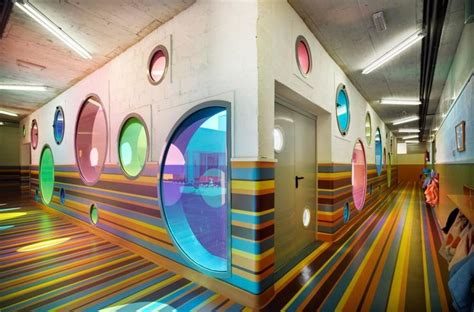 kindergarten design inspiration modern fun and colorful kindergarten school building