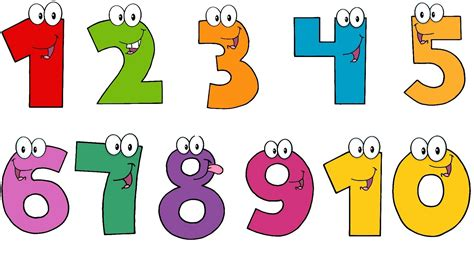 numbers clipart numbers clipart look at clip images clipartlook