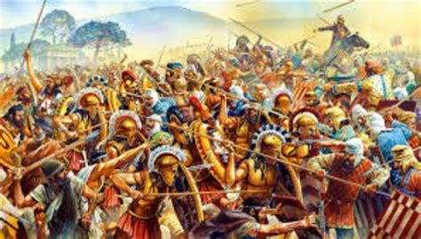 battaglia navale tra greci e persiani le guerre persiane storie e storia