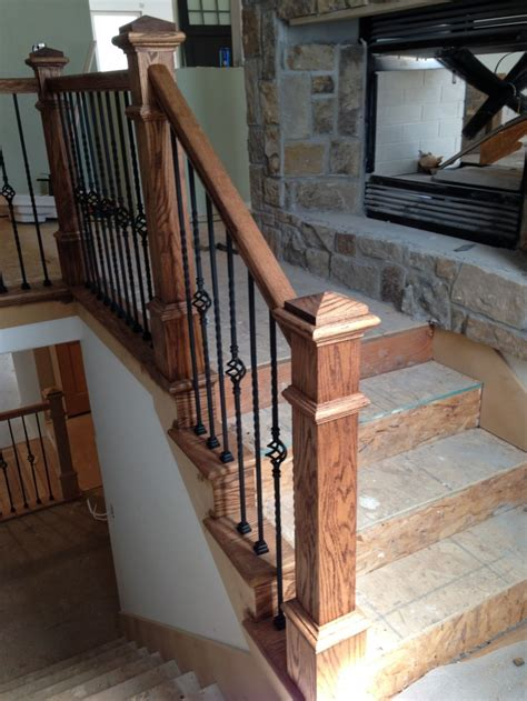 blaurock construction stone wall staircase