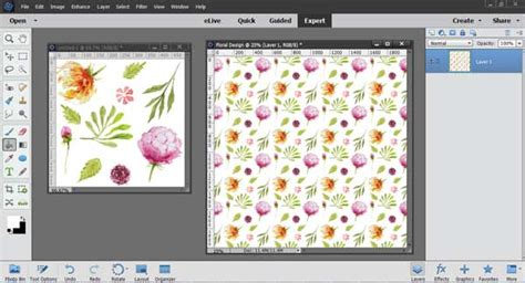 create pattern in photoshop elements how to make complex repeating patterns using photoshop