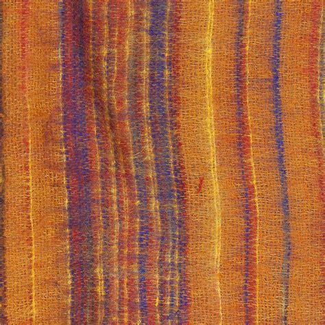decke ocker mit purpur streifen aus nepal plaids en shawls - Decke Ocker