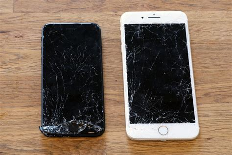 the iphone 7 handled a bit of water swimmingly but fell during a drop test recode
