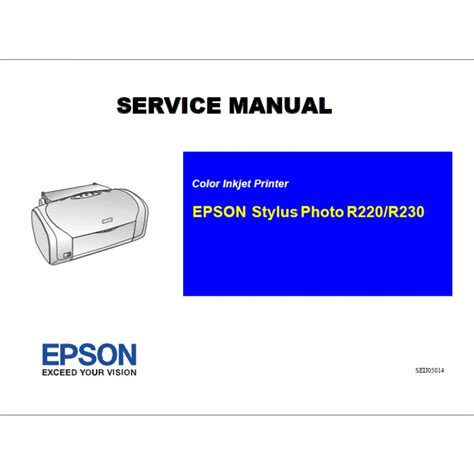 reset printer epson r230 manual epson r220 r230 service manual