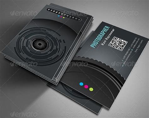 Free Card Templates For Photographers by 33 Cool Photographer Business Cards Psd And Exles Ginva