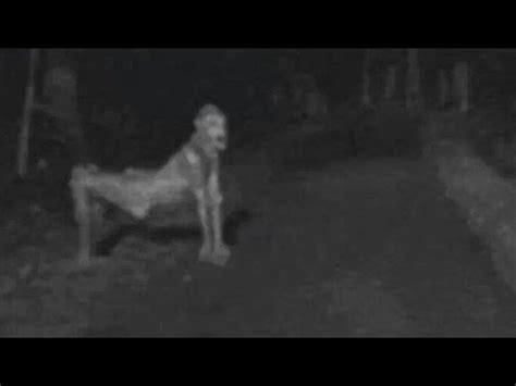 real hybrid alien creatures caught on tape (very scary