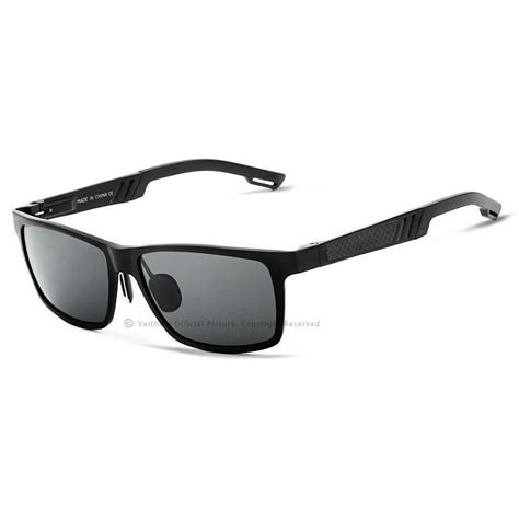 Kacamata Fylnn Black Mirror veithdia kacamata uv polarized black gray jakartanotebook