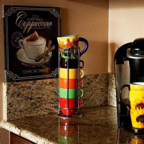 coffee kitchen decor theme 17 best ideas about coffee theme kitchen on