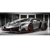 The Lamborghini Veneno Is A Limited Production Supercar Which Was